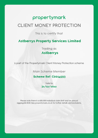 Client Money Protection Certificate thumbnail